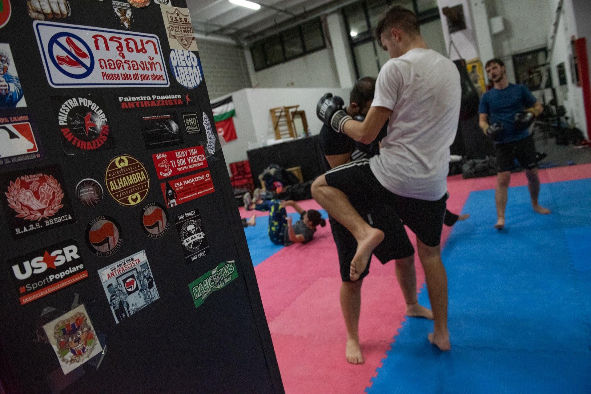 Kick Boxing Brescia