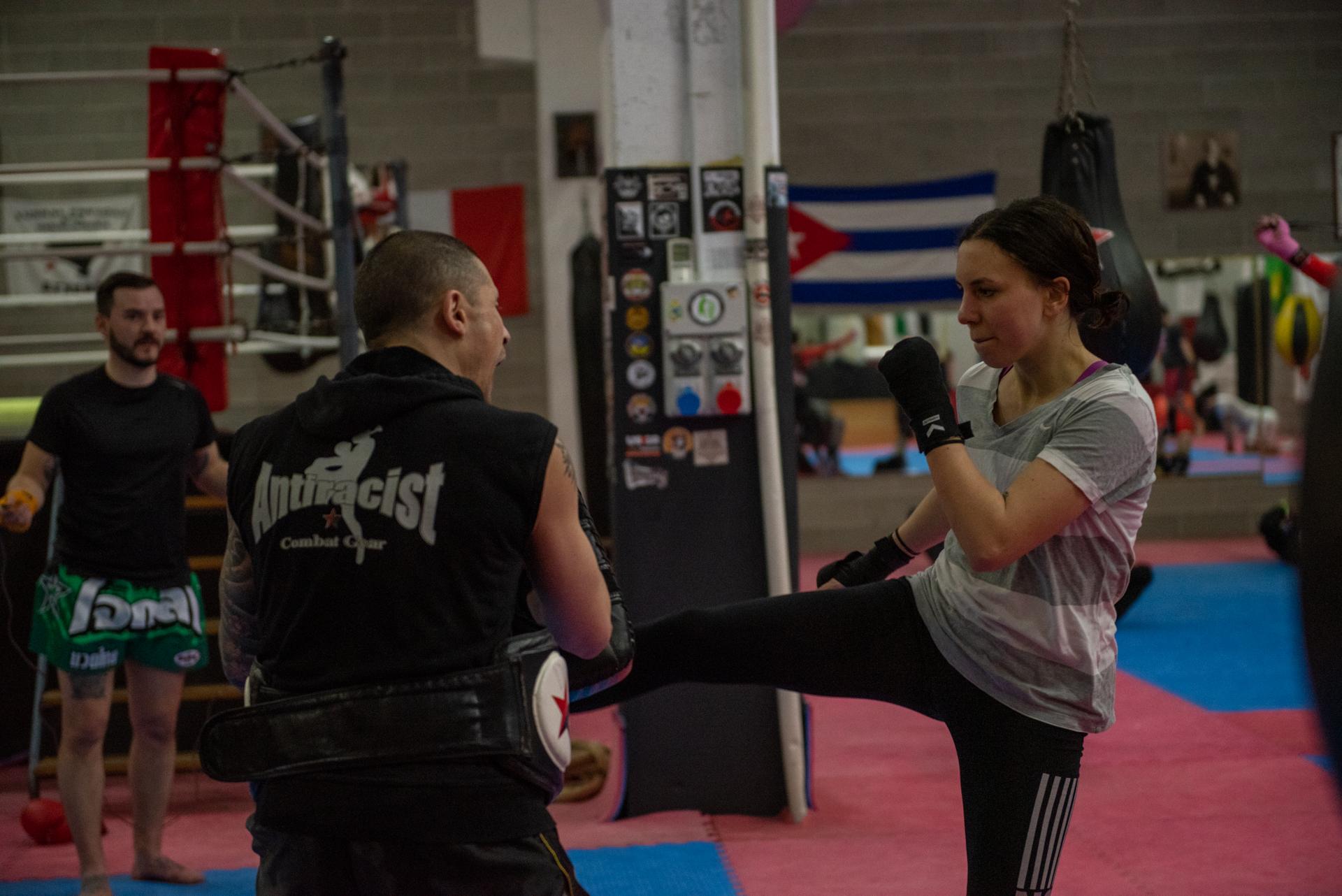 Muay Thai Brescia